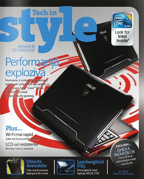 Coperta Tech In Style 01/2009