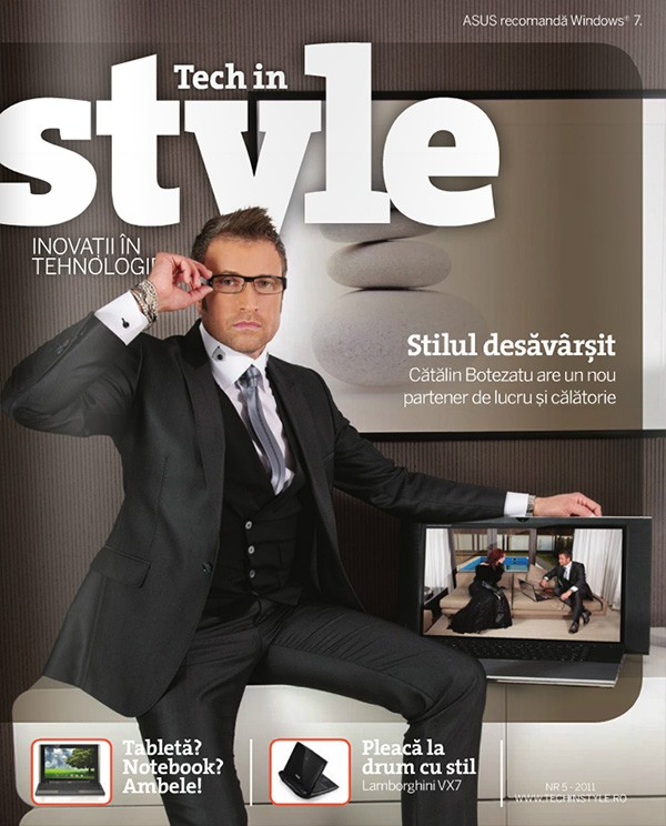Coperta Tech In Style #05/2011