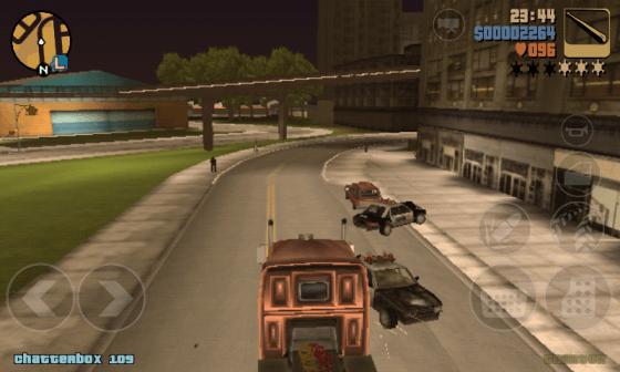 GTA III on Transformer Prime