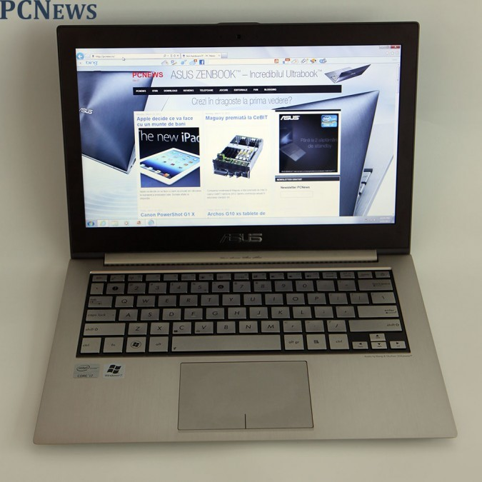 Zenbook la PC News