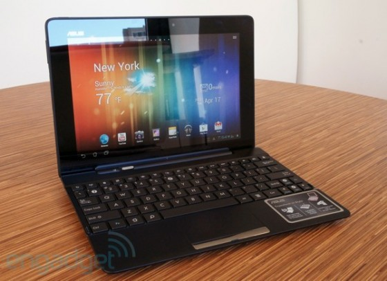 ASUS Transformer Pad 300 - Engadget.com