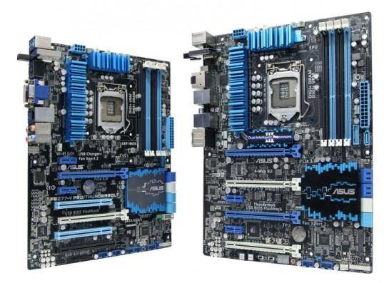 P8Z77-V Premium și the P8Z77-V Pro