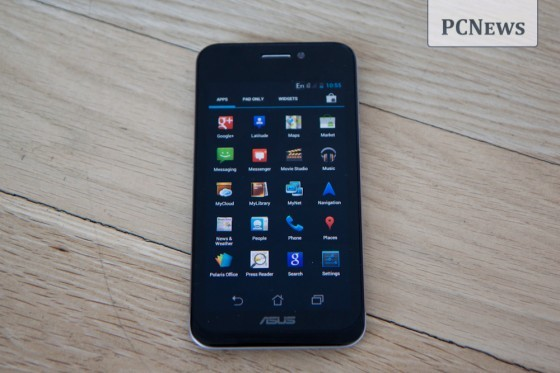 Review Padfone PC News