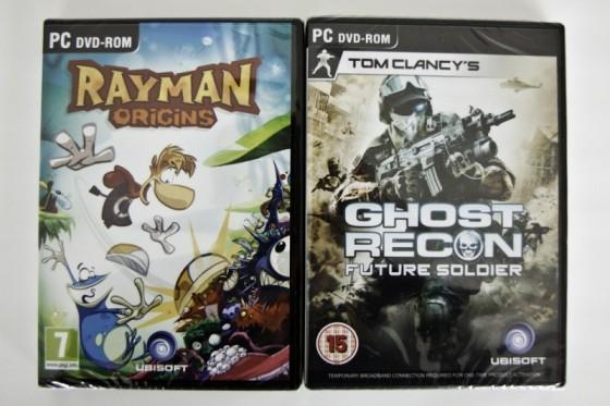 Ghost Recon Rayman Origins