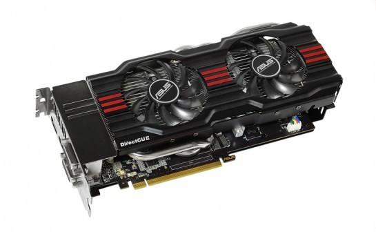 ASUS GeForce GTX 680 DirectCU II