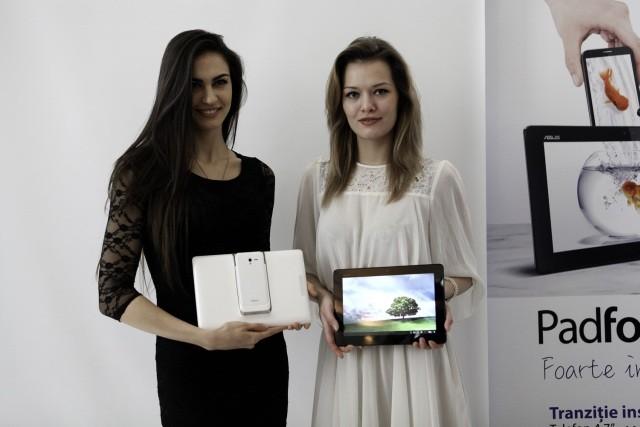 Lansare ASUS PadFone2 in România