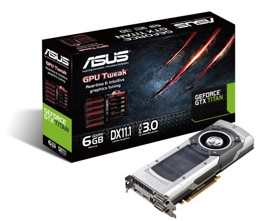 ASUS GeForce GTX Titan