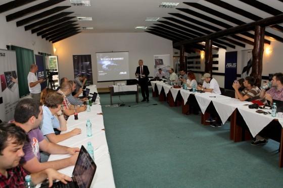 Prezentarea laptopurilor ASUS cu procesor Haswell