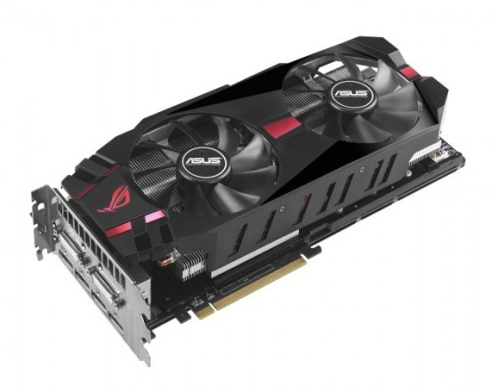 ASUS Matrix R9 280X Platinum