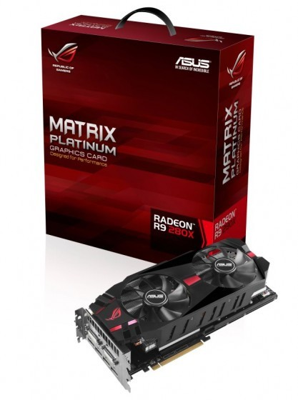 ROG Matrix R9 280X