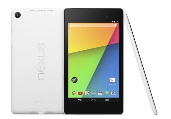 ASUS Google Nexus 7 alb