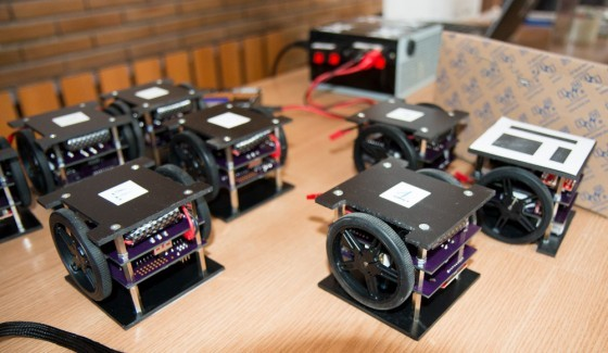 Roboți Fotbal Robotic