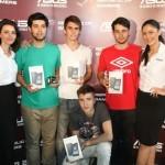 Echipa 420 Hex a ocupat prima poziție la Campionatul de Fotbal Robotic