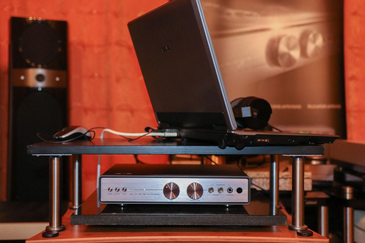 ASUS Essence III - audio DAC