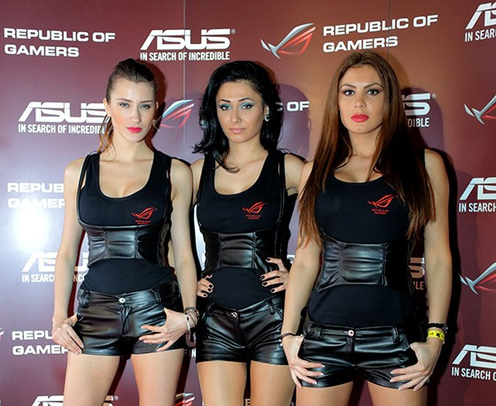 ASUS ROG GIRLS