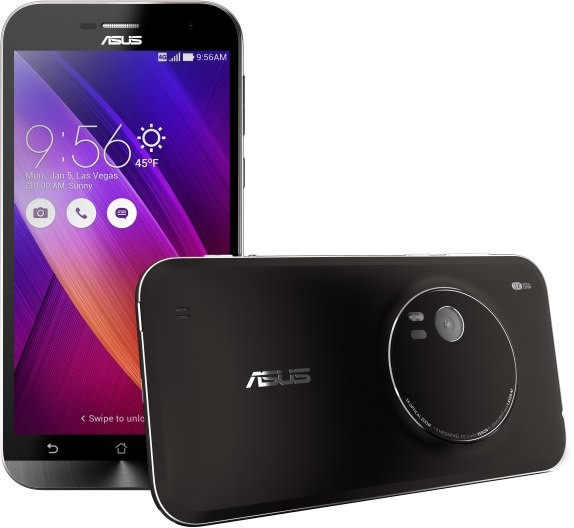 ASUS ZenFone Zoom - smartphone cu zoom optic 3X