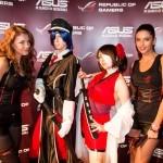 ASUS la DreamHack Masters Bucharest 2014