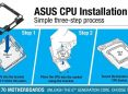 ASUS CPU installation Tool