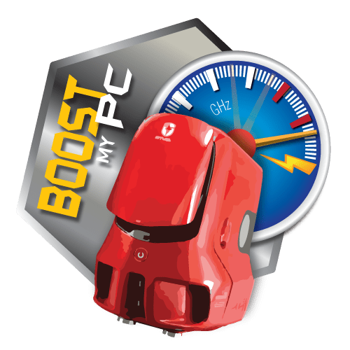 Boost my PC – Powered by ASUS