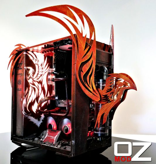PHOENIX BY OZ MODZ