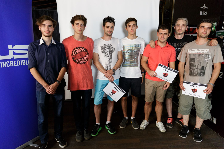 Finaliști ASUS Modding Cup 2016