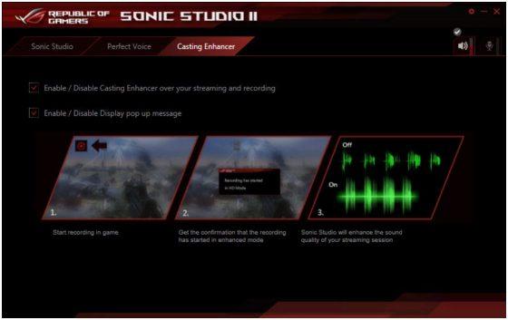 Sonic Studio II