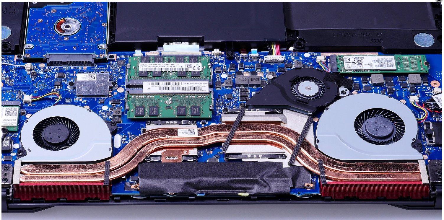 ROG GL702V - hardware