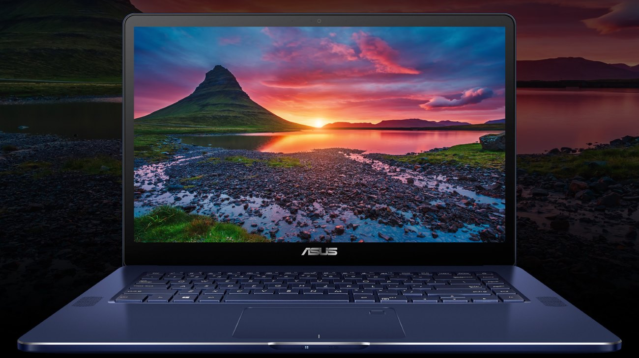 ASUS ZenBook Pro UX550VE