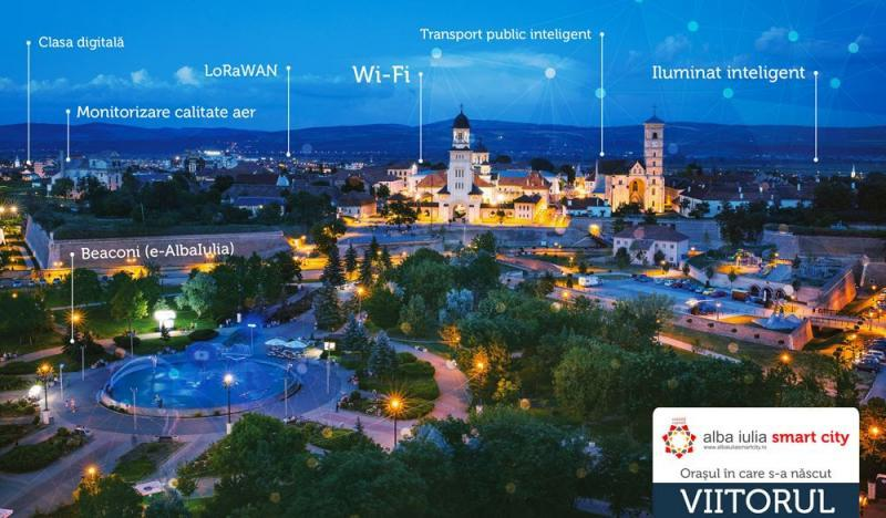 Alba Iulia - cel mai inteligent oraș din România