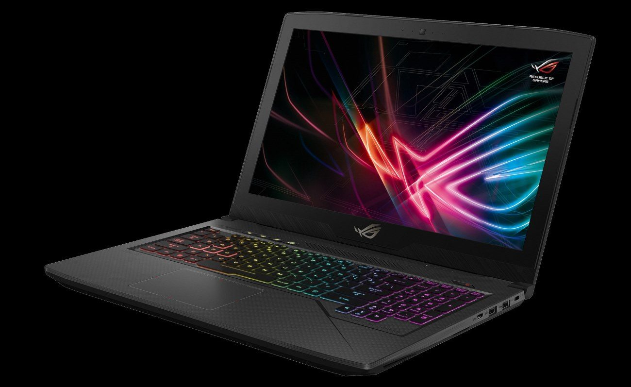 ASUS ROG Strix SCAR Edition
