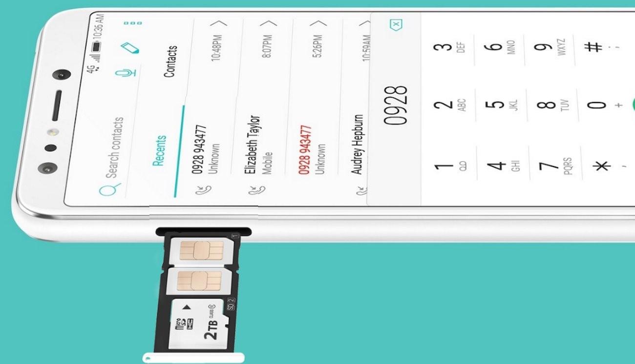 ASUS Zenfone 5 - sertar SIM