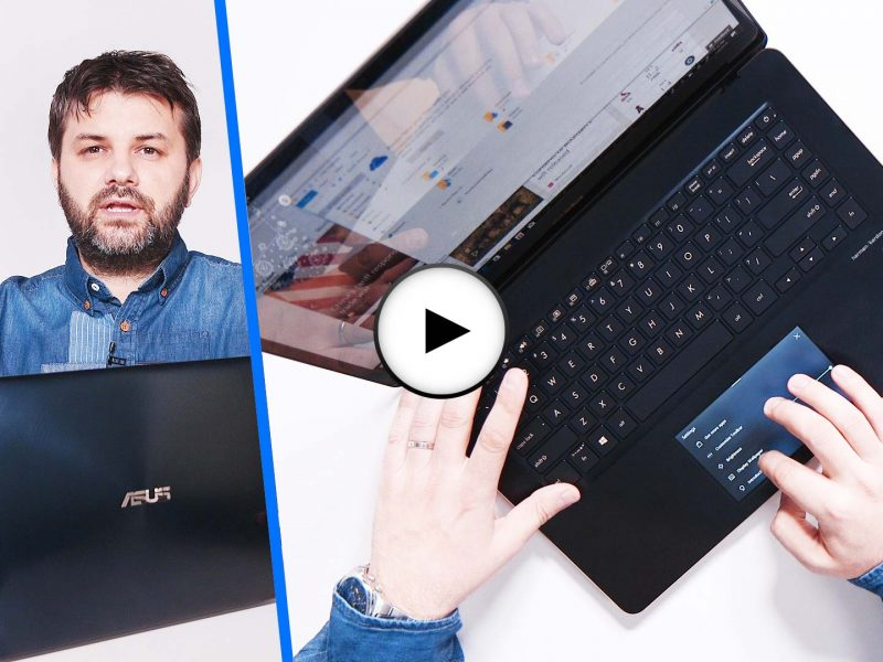 Prezentare ZenBook Pro UX580