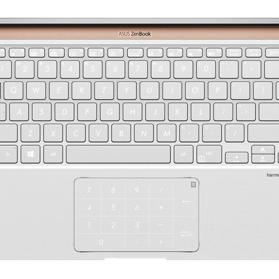 ASUS ZenBook 14_UX433 NumberPad