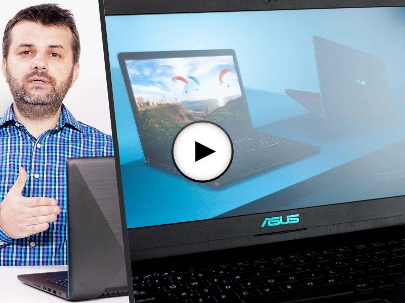 Prezentare video ASUS X570
