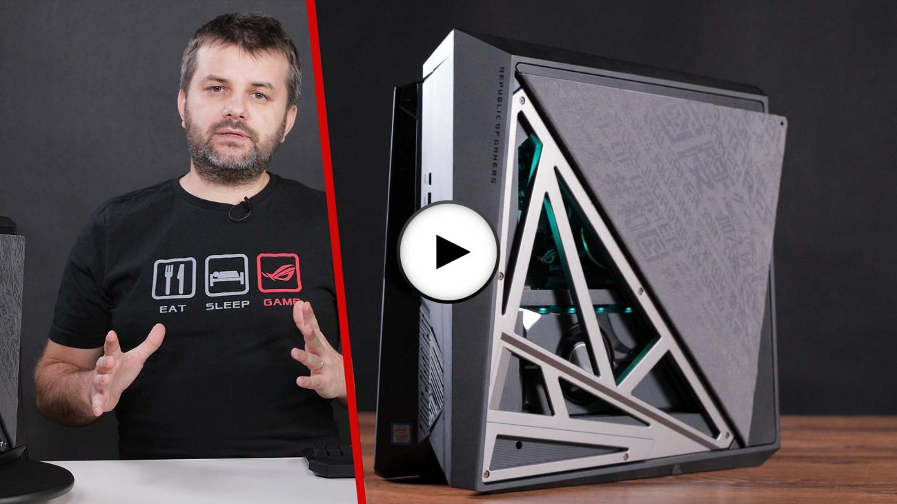Prezentare video ROG Huracan G21CN
