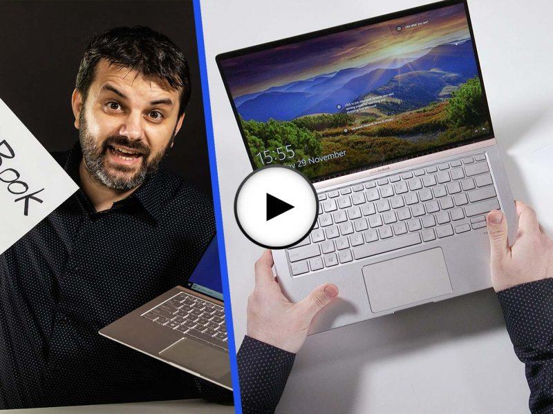 Prezentare video ZenBook 14 UX433