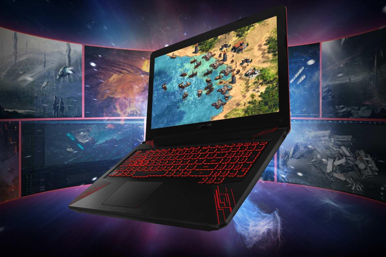 Laptop ASUS TUF Gaming FX504GD