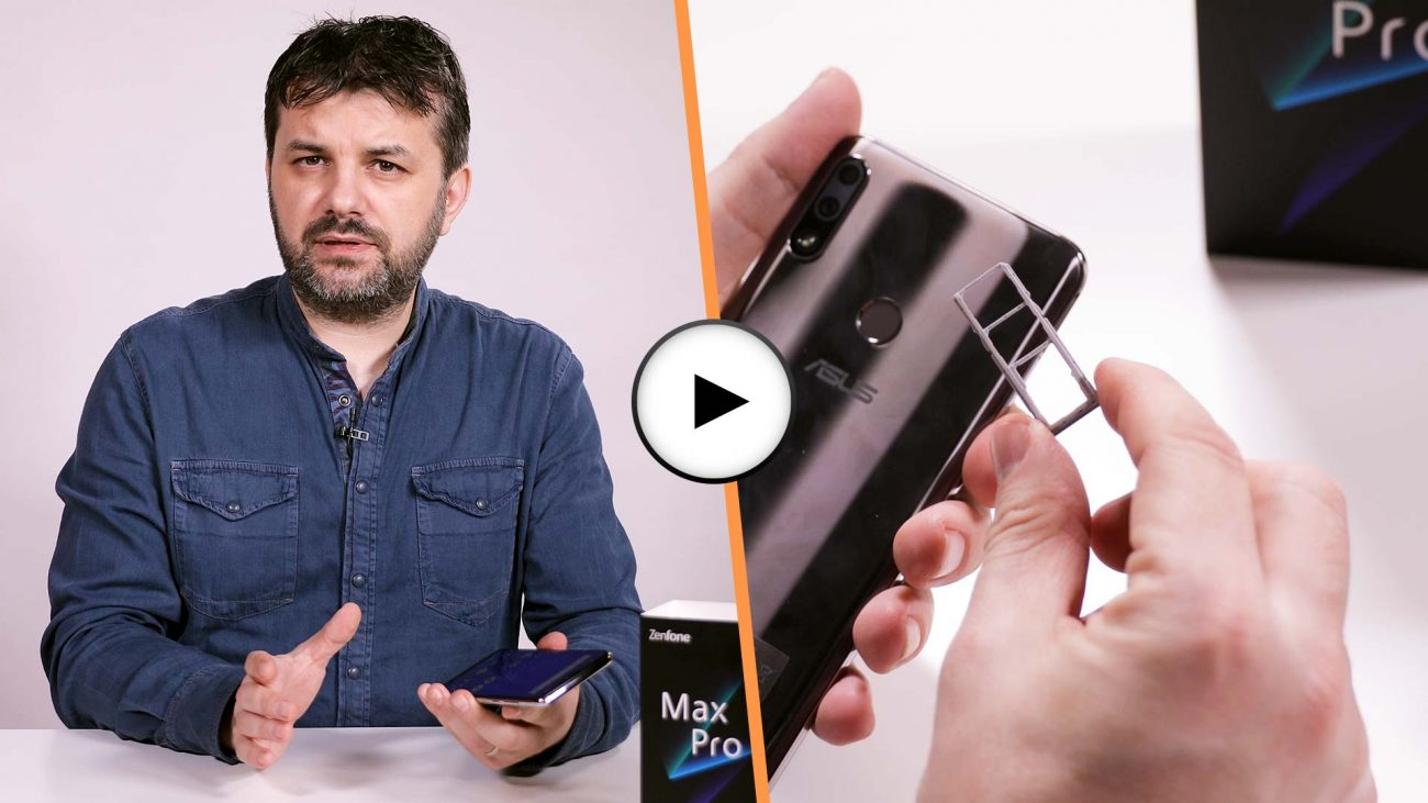 Prezentare ZenFone Max Pro M2