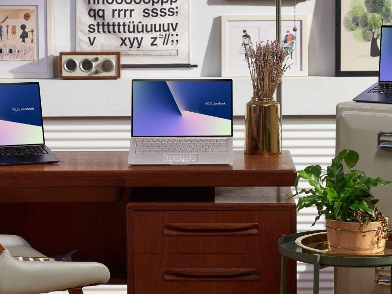 Seria ASUS ZenBook 13, 14, 15