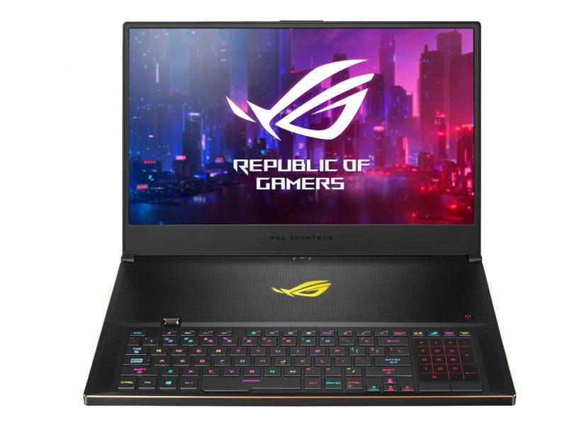 Laptopul Zephyrus S GX701