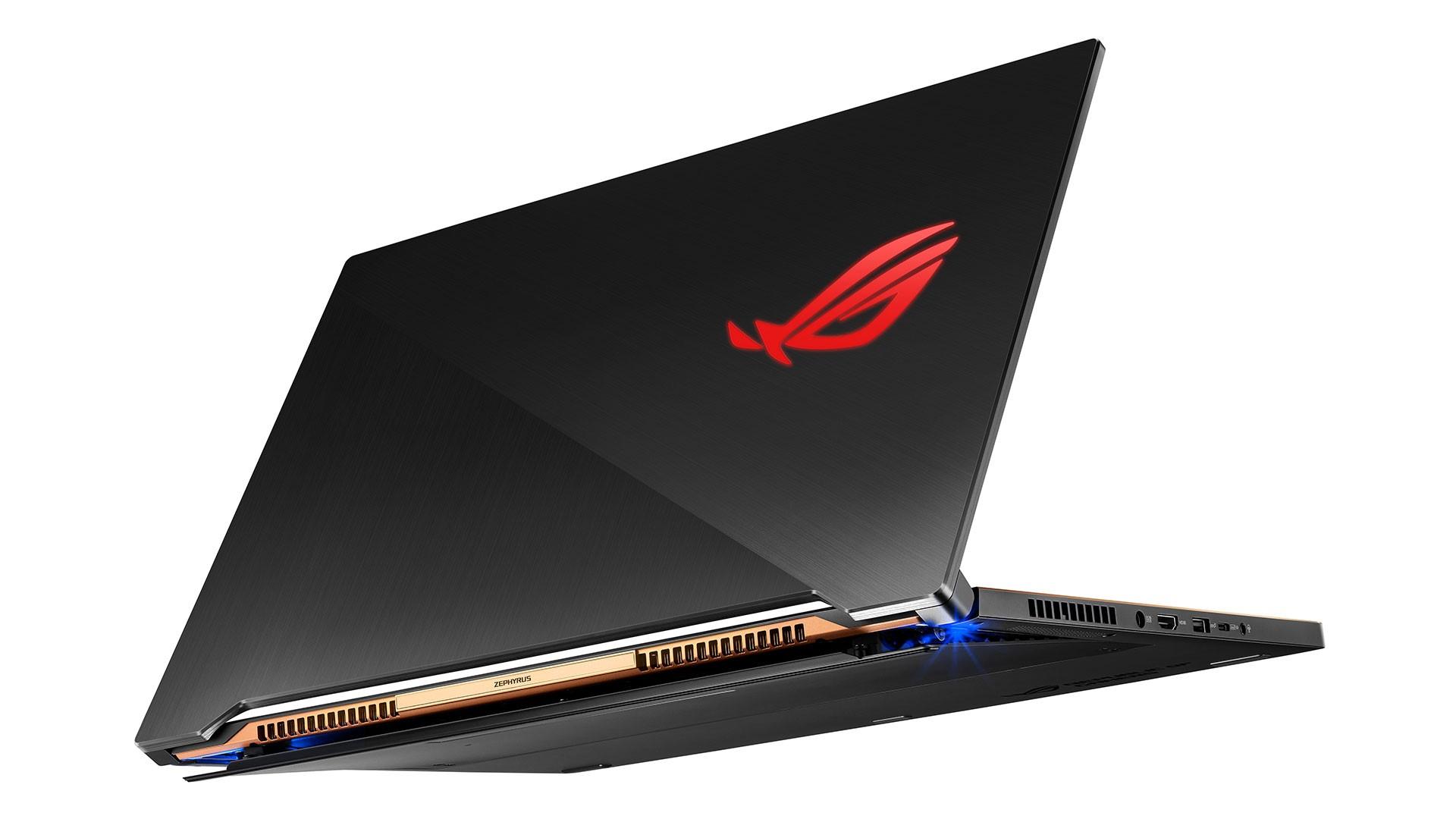 Laptopul Zephyrus S GX701 și sistemul său de răcire