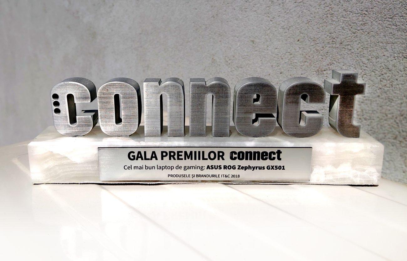 ASUS - Premiu în Gala Connect