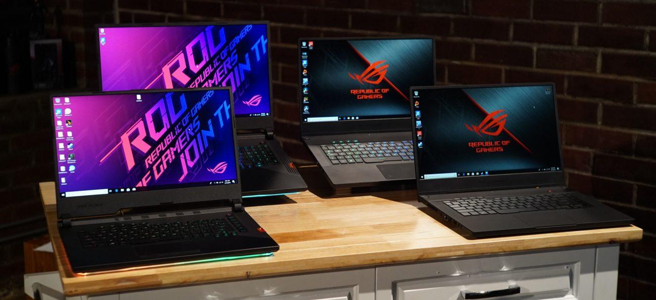New ROG Laptops 2019