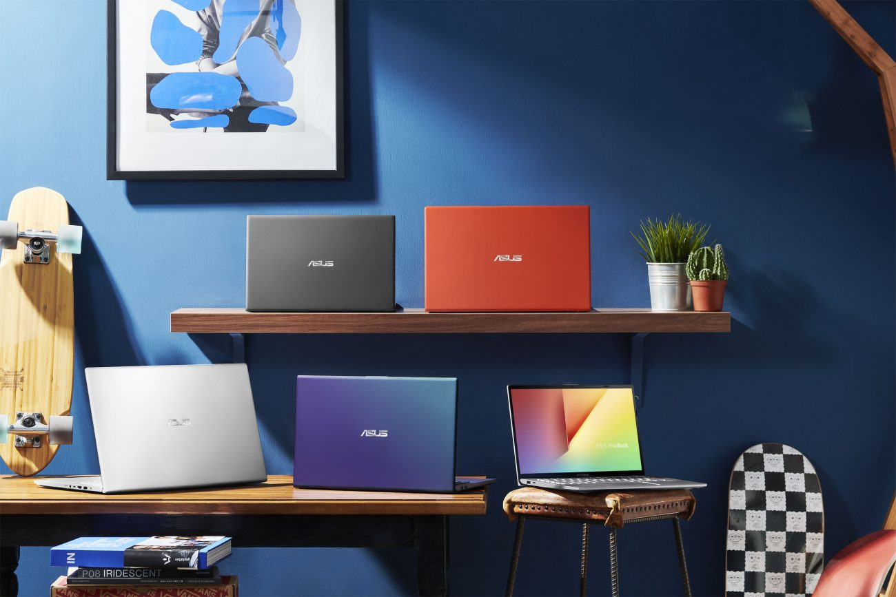 Noile laptopuri VivoBook (x412, x512, x712)