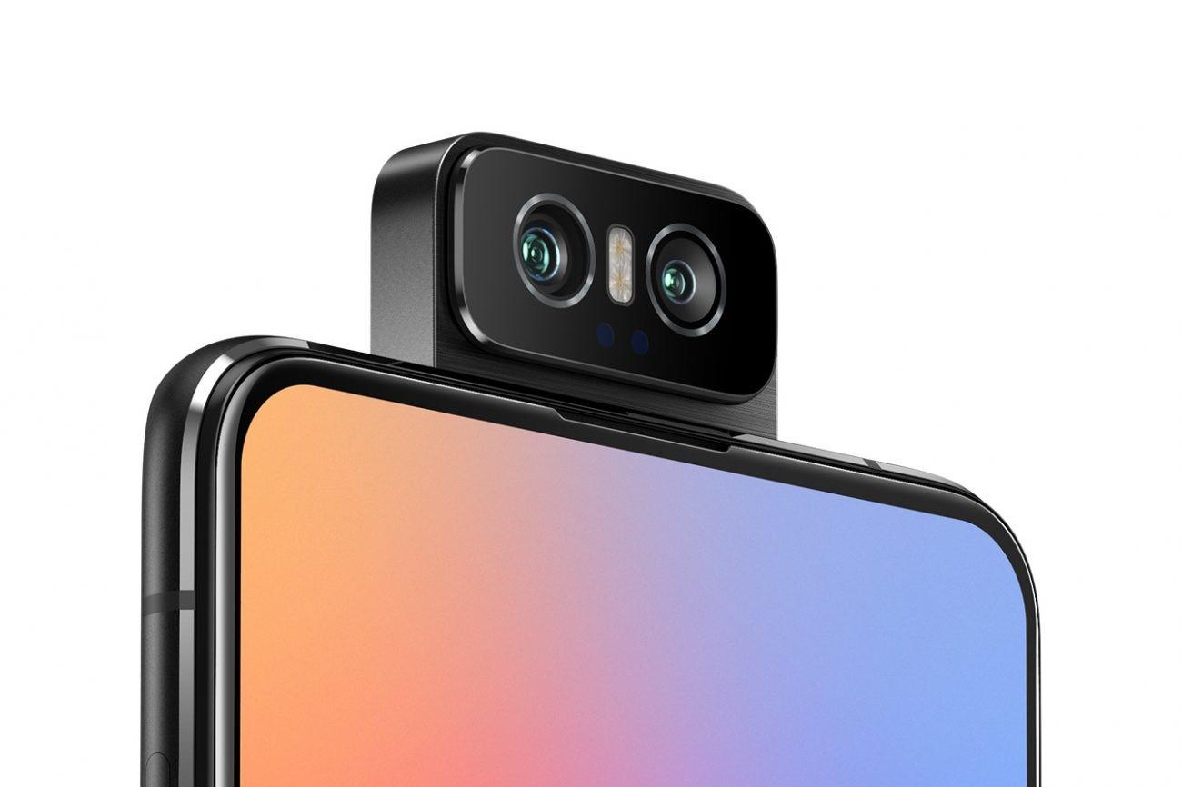 Flip Camera de pe ZenFone 6 (fata)