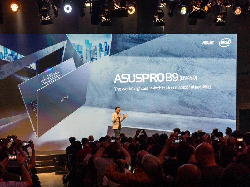 ASUSPRO B9 (B9450) la IFA 2019