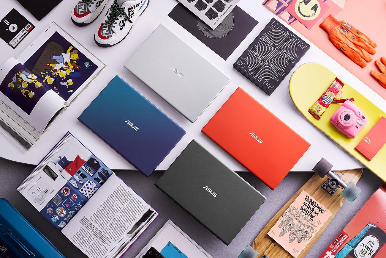 Seria VivoBook - culori vibrante