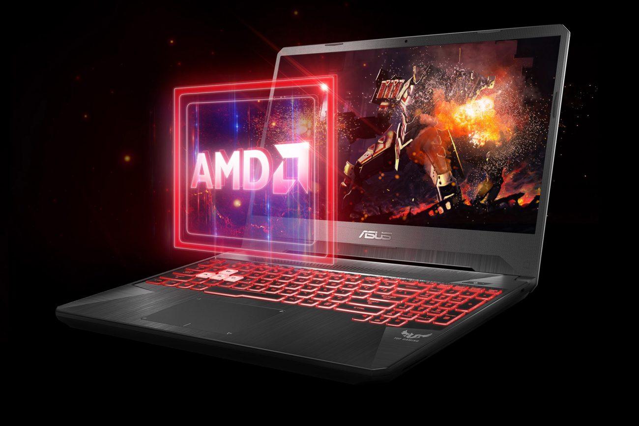 AMD TUF Gaming FX505DY