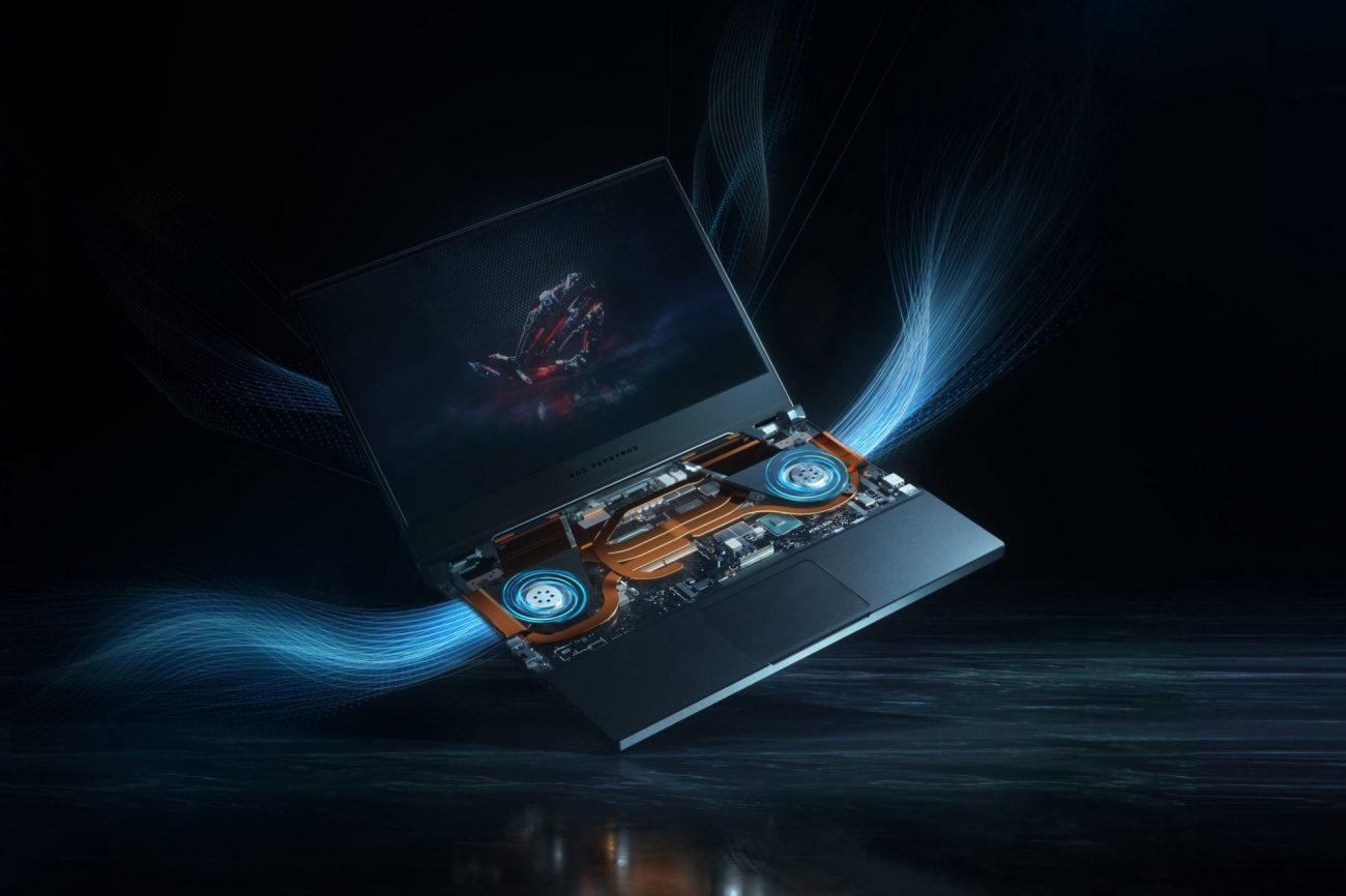 Răcirea inteligentă a laptopurilor ROG
