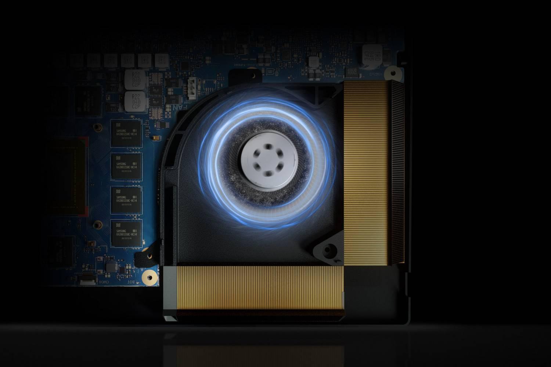 Ventilatoarele anti-praf din laptopurile ROG